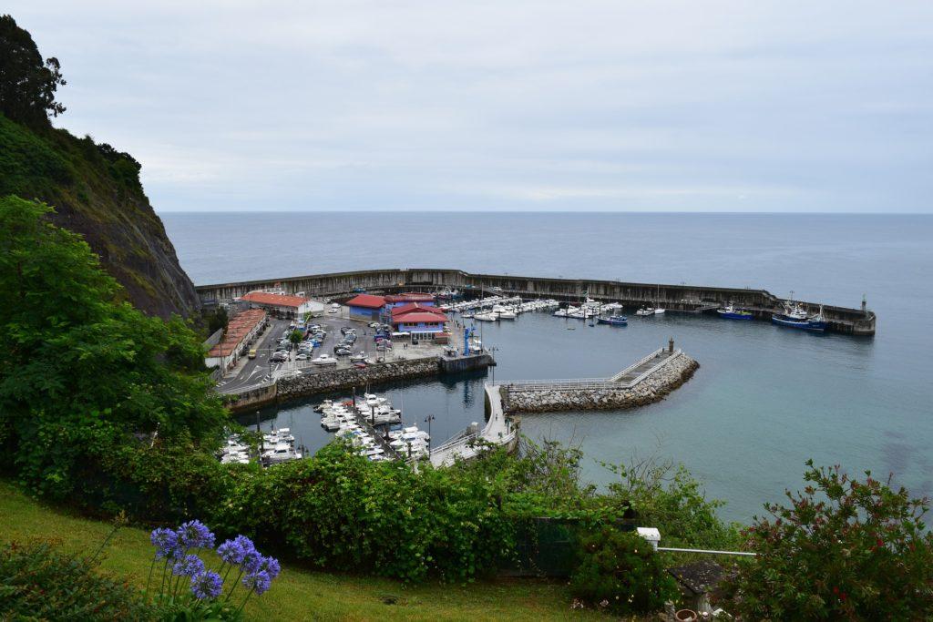Lastres puerto marinero