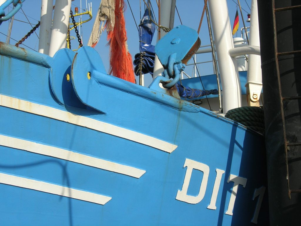 Barco Cudillero